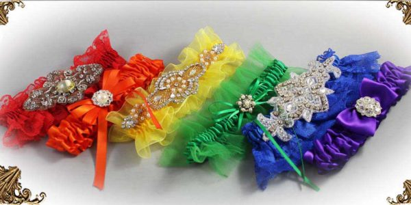Garters-by-Color