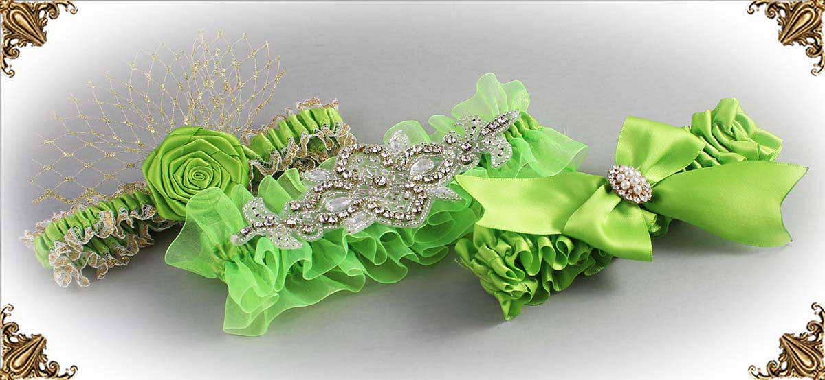 Green-Yellow-Wedding-Garters-550