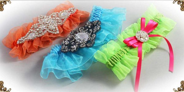 Organza-Wedding-Garters-Bridal-Garter-Prom-Garters-Custom-Wedding-Garter-Linda-Joyce-couture