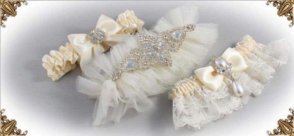Ivory-Wedding-Garters-Bridal-Garters-Prom-Garters-Custom-Wedding-Garter-Linda-Joyce-Couture-Luxury-Bespoke