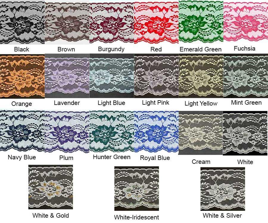 Custom Lace Wedding Garters, Bridal Garters and Prom Garters, Linda Joyce Couture.