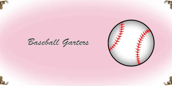 Baseball-Wedding-Garters