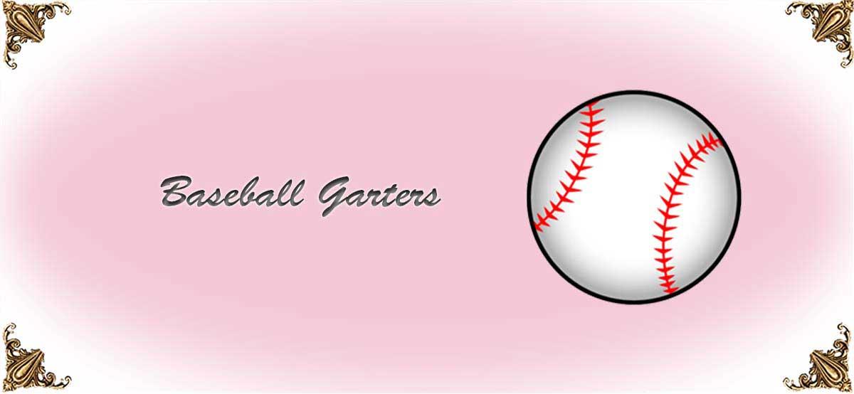 Baseball-Wedding-Garters