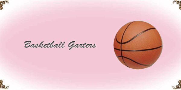 Basketball-Wedding-Garters
