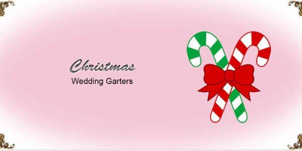 Christmas-Wedding-Garters