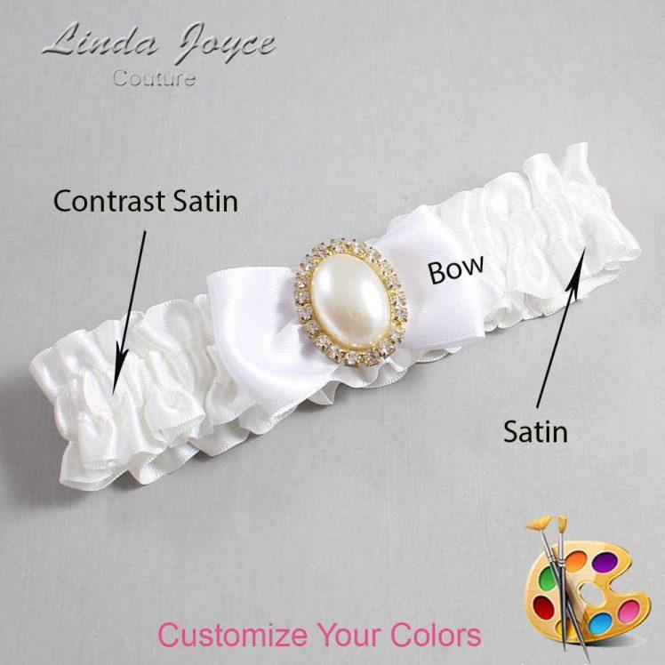 Couture Garters / Custom Wedding Garter / Customizable Wedding Garters / Personalized Wedding Garters / Mindy #01-B31-M29 / Wedding Garters / Bridal Garter / Prom Garter / Mindy Joyce Couture
