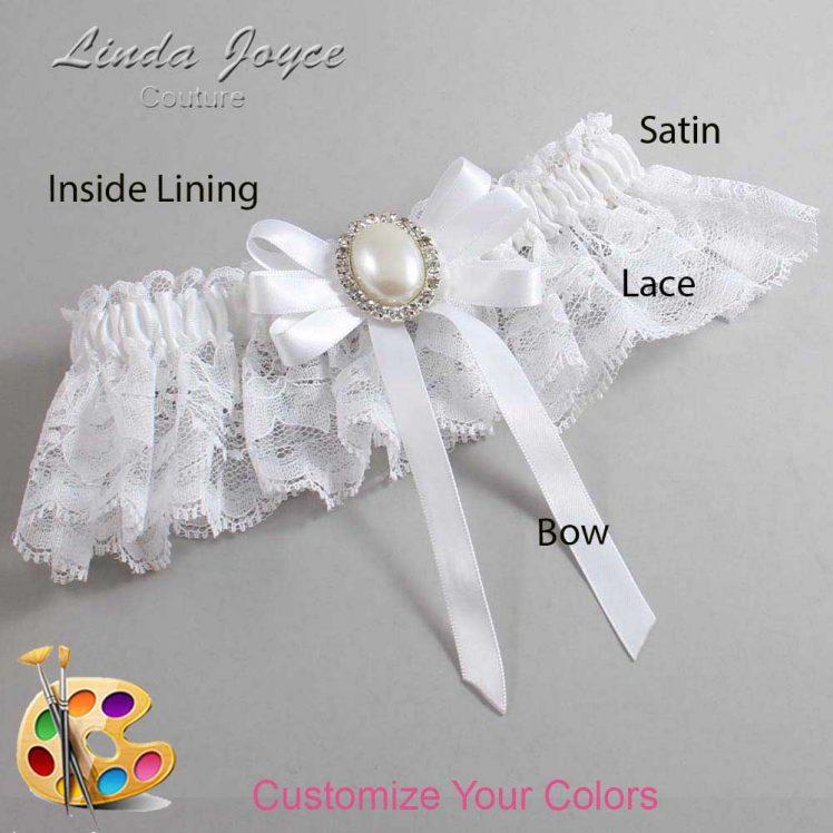 Couture Garters / Custom Wedding Garter / Customizable Wedding Garters / Personalized Wedding Garters / Velma #10-B12-M30 / Wedding Garters / Bridal Garter / Prom Garter / Linda Joyce Couture