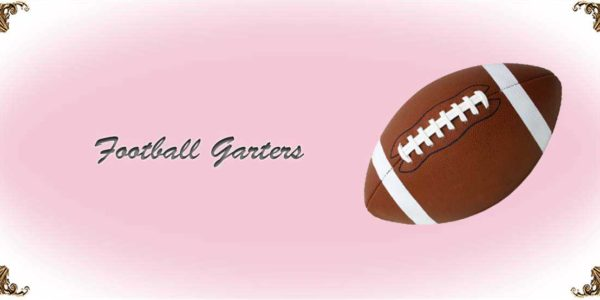 Football-Wedding-Garters
