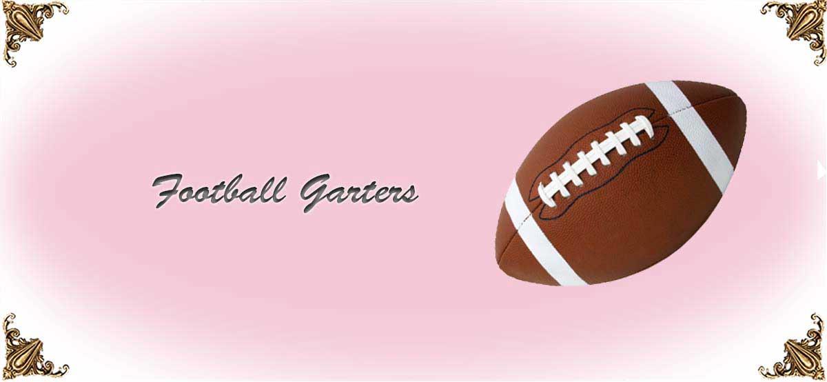Football-Wedding-Garters