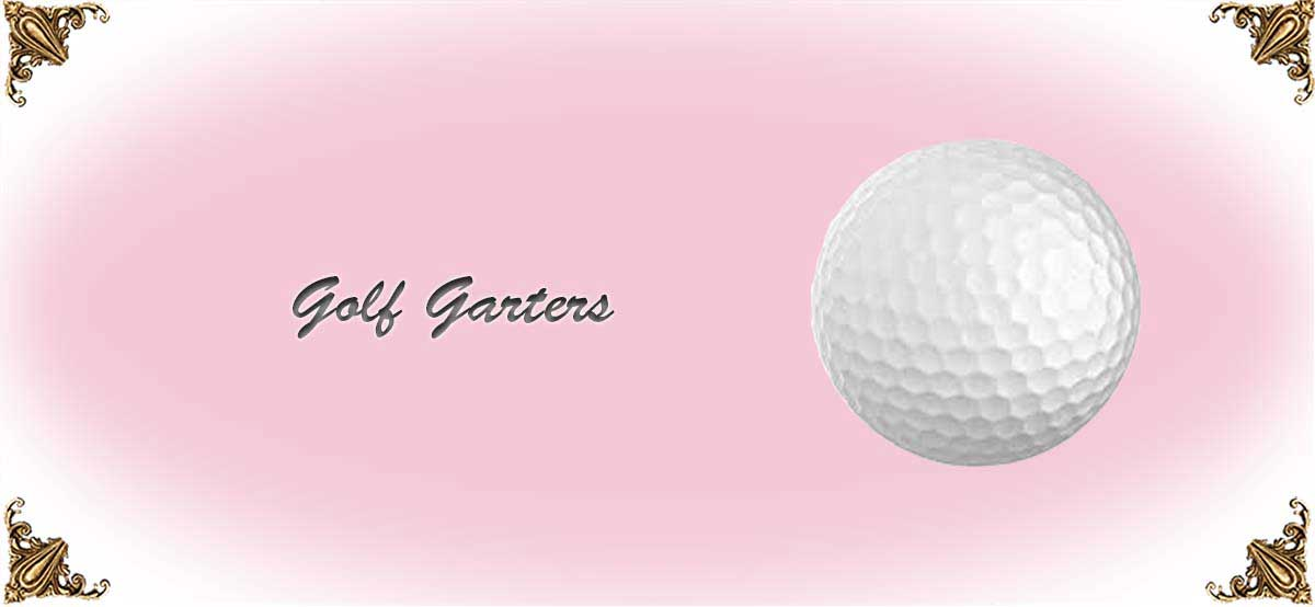 Golf-Wedding-Garters