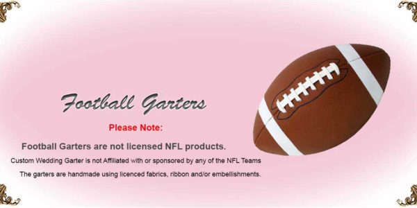 NFL-Football-Wedding-Garters