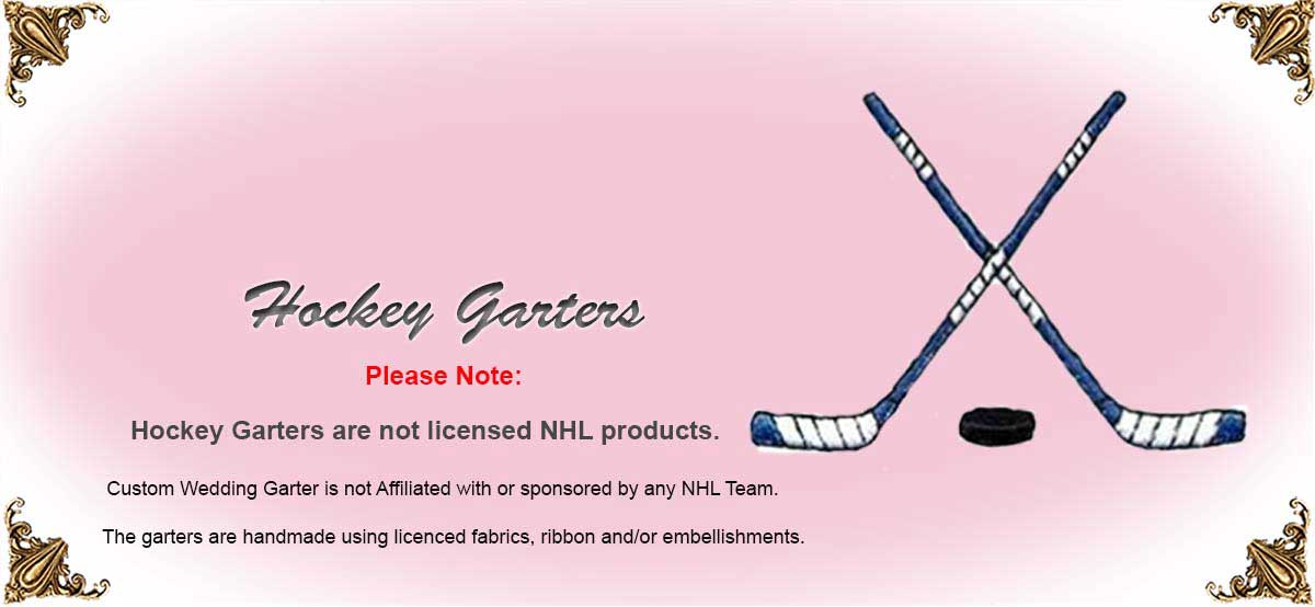 NHL-Hockey-Wedding-Garters