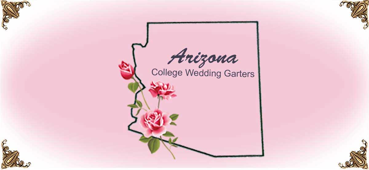 State-Arizona-College-Wedding-Garters