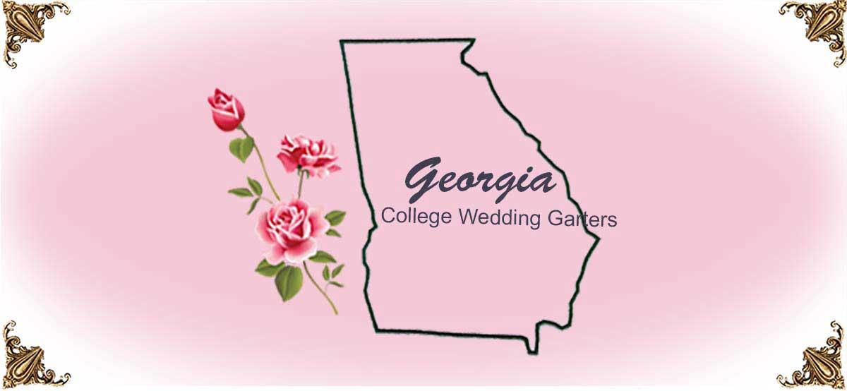 State-Georgia-College-Wedding-Garters