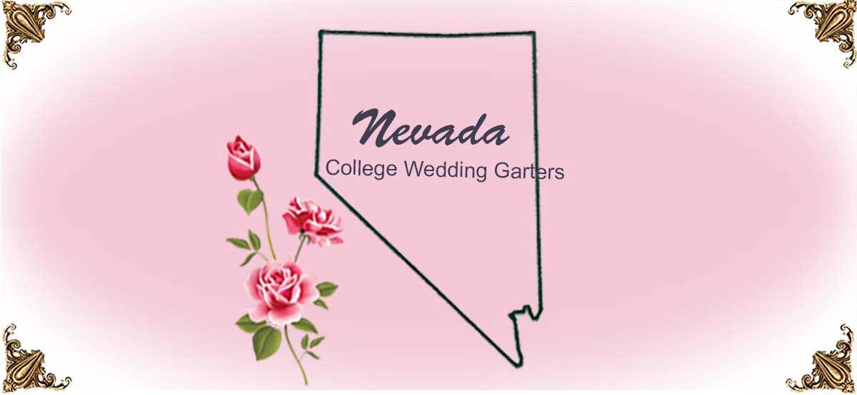 State-Nevada-College-Wedding-Garters