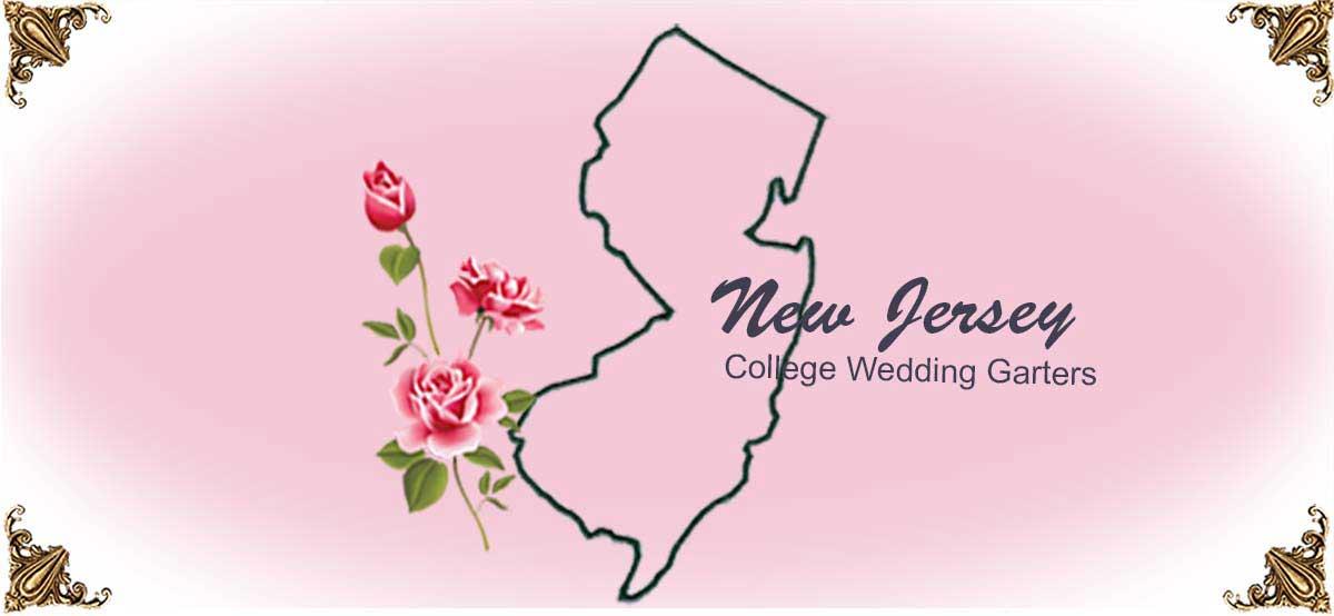 State-New-Jersey-College-Wedding-Garters
