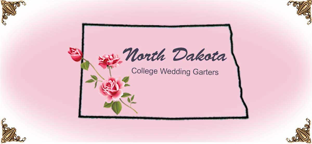 State-North-Dakota-College-Wedding-Garters