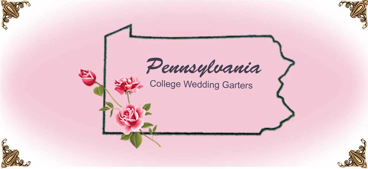 State-Pennsylvania-College-Wedding-Garters