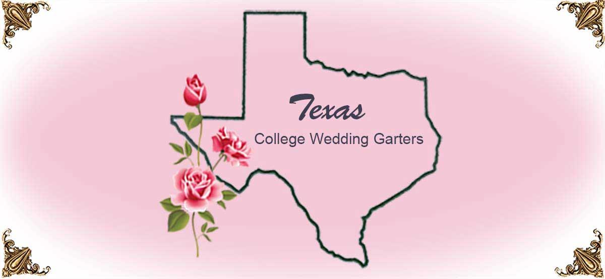 State-Texas-College-Wedding-Garters