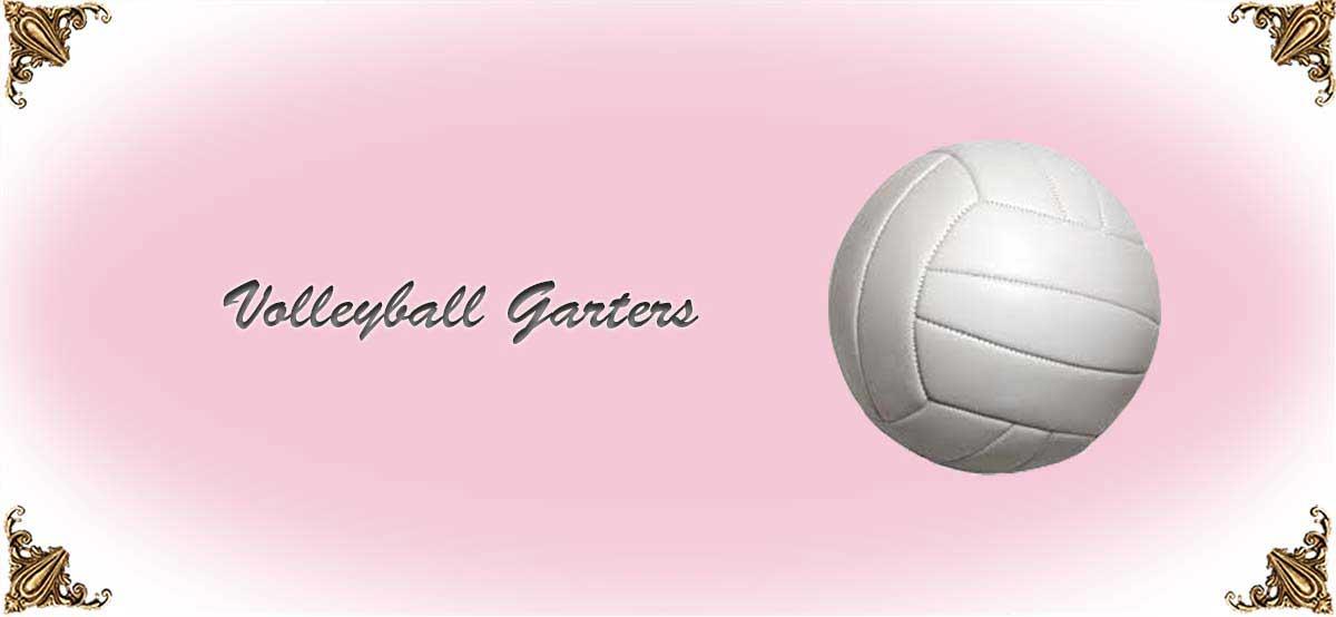 Volleyball-Wedding-Garters