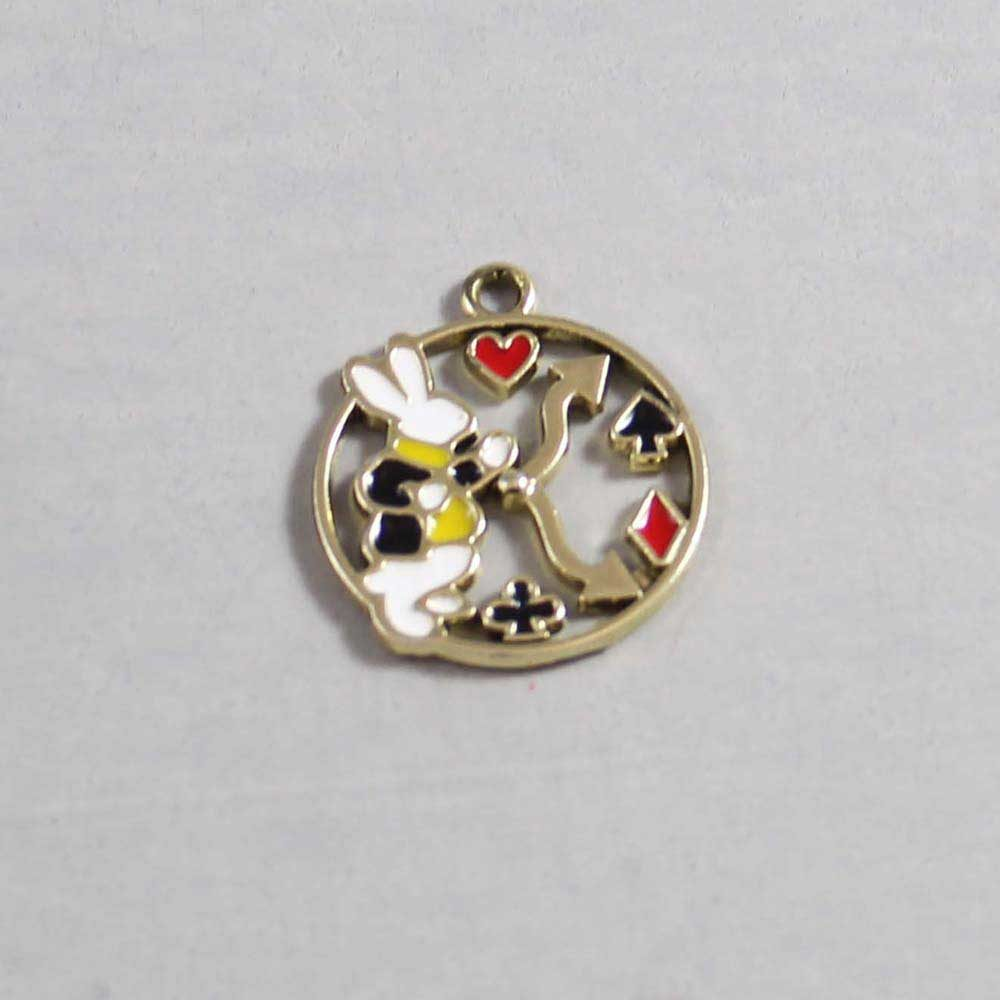 Fairy Tale Alice in Wonderland Charm 04
