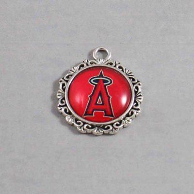 MLB Anaheim Angels Charm 01