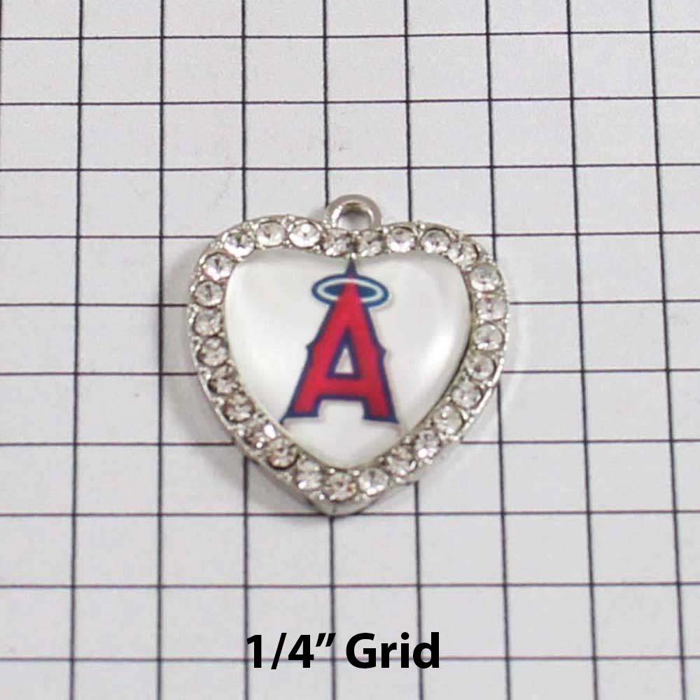 MLB Anaheim Angels Charm 03