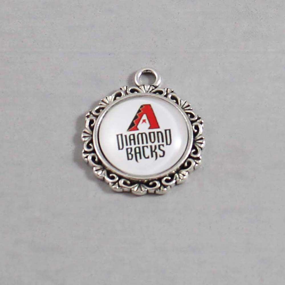MLB Arizona Diamondbacks Charm 01