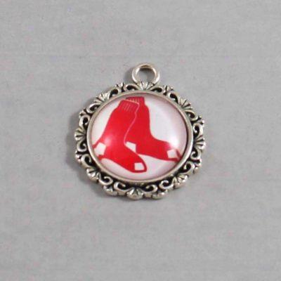 MLB Boston Red Sox Charm 01