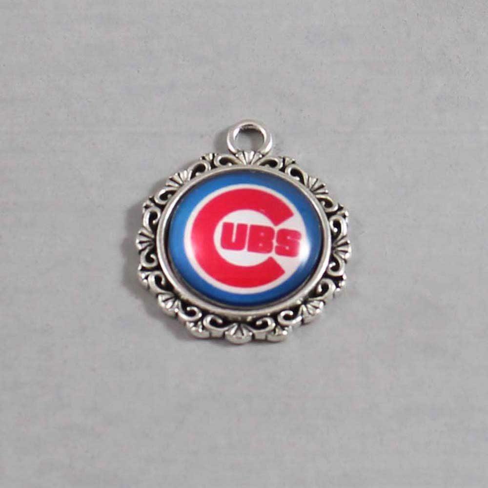 MLB Chicago Cubs Charm 02