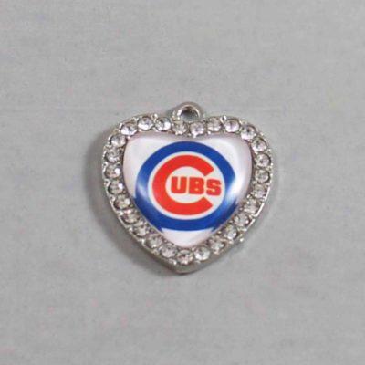 MLB Chicago Cubs Charm 03