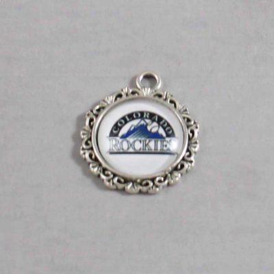 MLB Colorado Rockies Charm 01