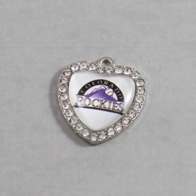 MLB Colorado Rockies Charm 03