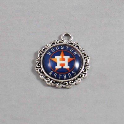 MLB Houston Astros Charm 01