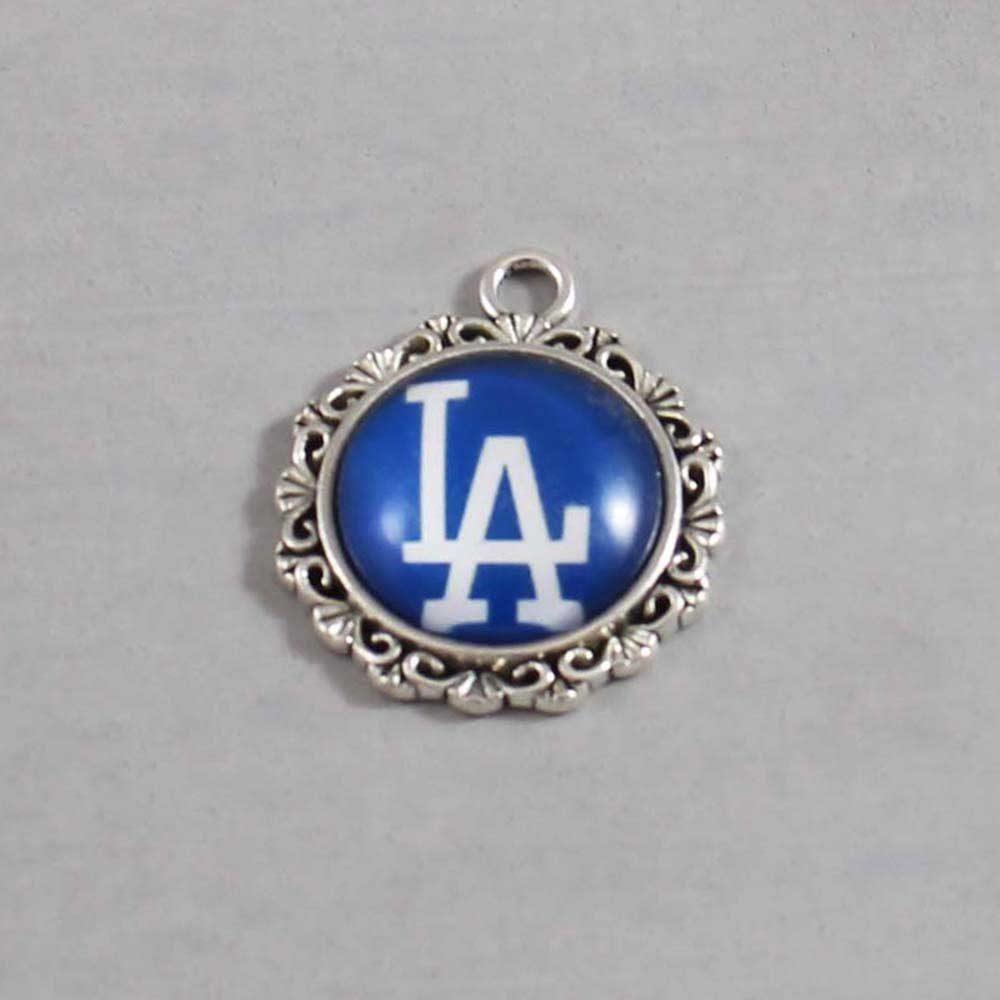 MLB Los Angeles Dodgers Charm 01