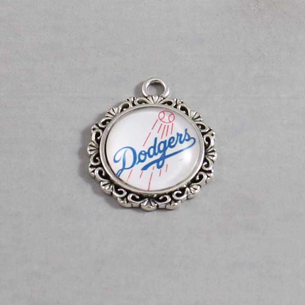 MLB Los Angeles Dodgers Charm 02
