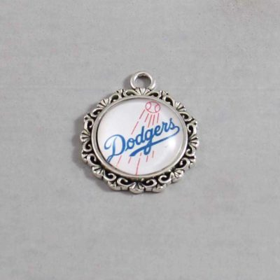 MLB Los Angeles Dodgers Charm 02