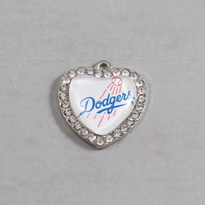MLB Los Angeles Dodgers Charm 03