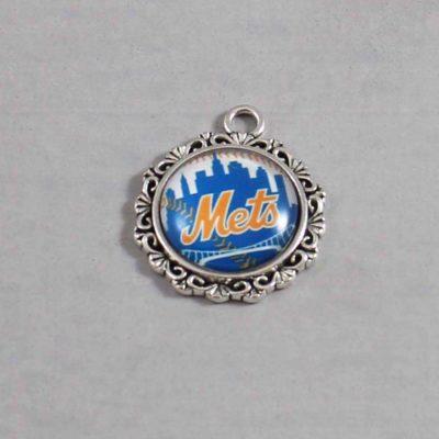 MLB New York Mets Charm 01