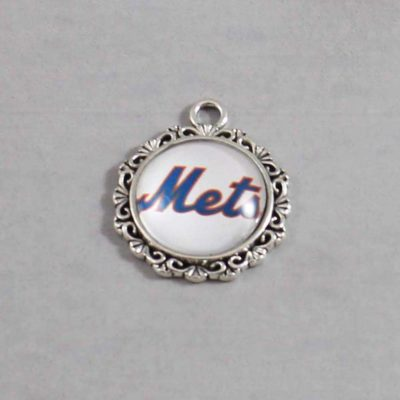 MLB New York Mets Charm 02