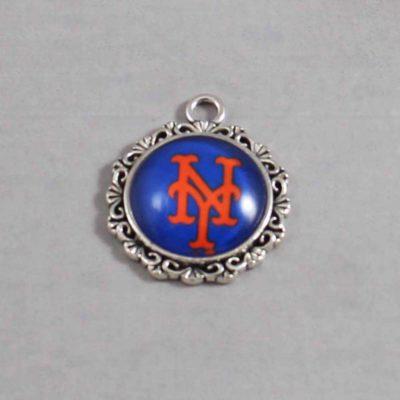 MLB New York Mets Charm 03