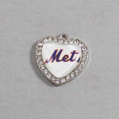 MLB New York Mets Charm 04