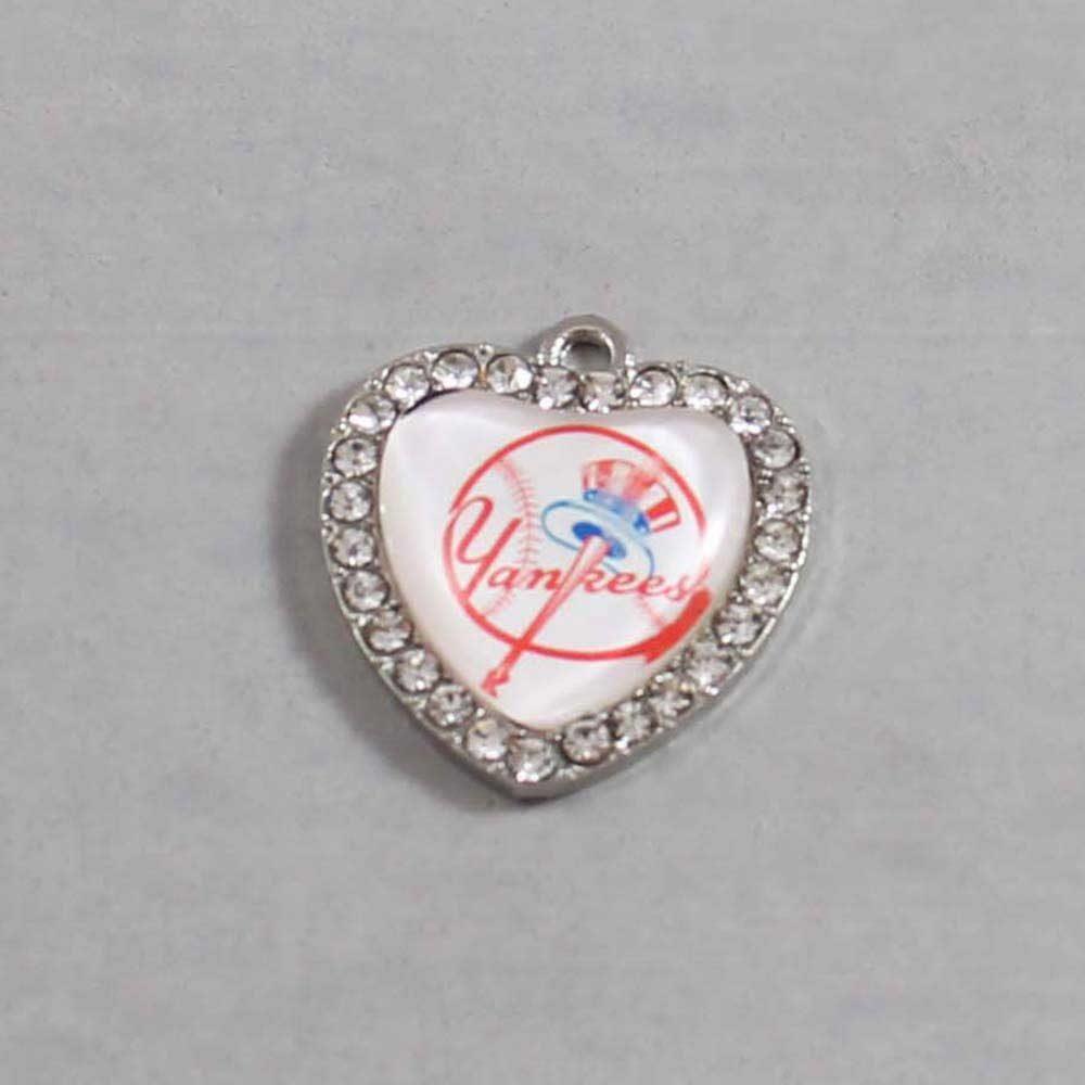 MLB New York Yankees Charm 03