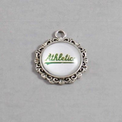 MLB Oakland Athletics Charm 01
