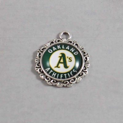 MLB Oakland Athletics Charm 03