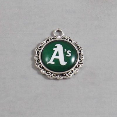 MLB Oakland Athletics Charm 04
