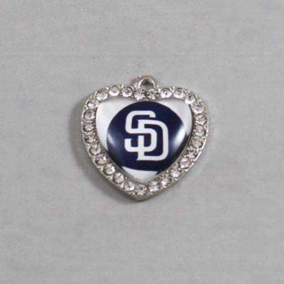 MLB San Diego Padres Charm 03