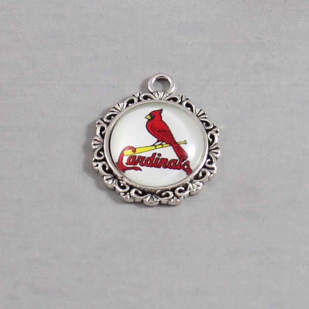 MLB St Louis Cardinals Charm 01