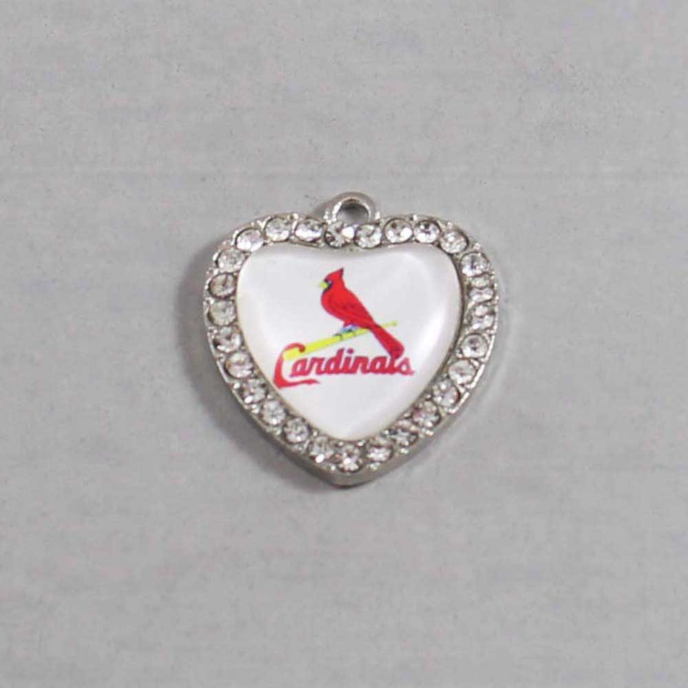 MLB St Louis Cardinals Charm 03