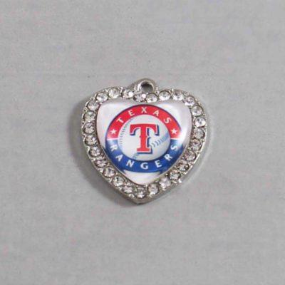 MLB Texas Rangers Charm 04
